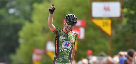 Thomas soleert naar ritzege in Wallonië