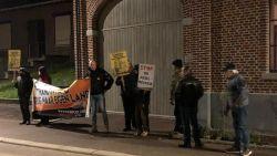 Inwoners van Bilzen blijven verdeeld over toekomstig asielcentrum