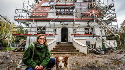 """Annelies (36) en hond Holly gaan samen met zes mensen met een beperking in villa 't Valkennest wonen: """"We willen voor hen een warm nest creëren"""""""