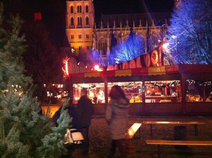 Een eerdere versie van het Bosch Winterparadijs op de Parade in Den Bosch.