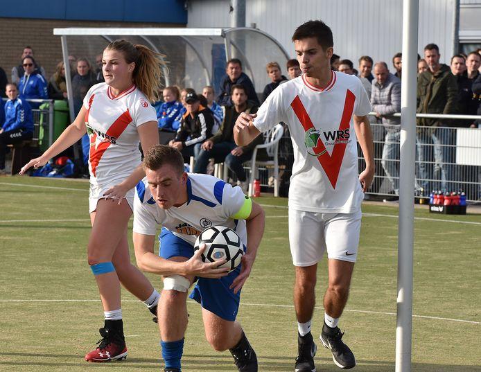 Bij de 's-Gravendeelse korfbalclub ADO worden deze week geen wedstrijden gespeeld.