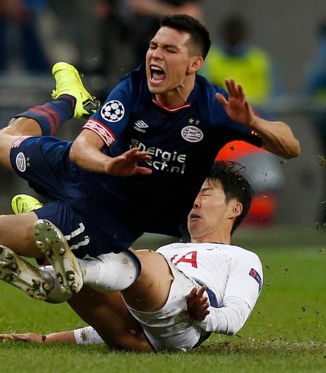 PSV rekent op snelle rentree Lozano