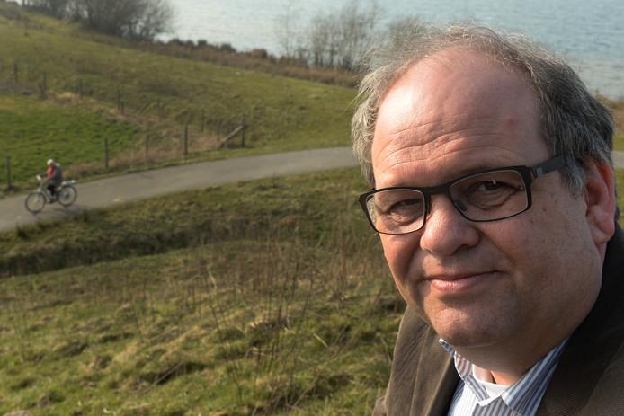 Wat Erik Jansen betreft zijn de toeristen met camper, watersporters en Duitsers meer dan welkom in het Land van Cuijk.