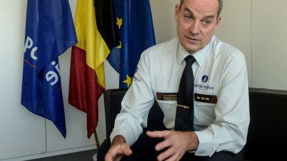 """""""Meer besparen? Meer CSI worden, ja"""": commissaris-generaal Marc De Mesmaeker maakt rekening na half jaar aan hoofd federale politie"""