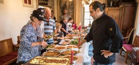 Heerlijke mix van culturen bij Syrische paaslunch in Westelbeers