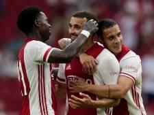 Ajax en Labyad geven FC Utrecht pak slaag in oefenduel