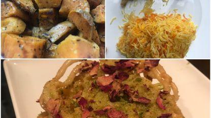 """LEKKER LOKAAL Takeaway. Sarah & Shaggy's Kitchen: """"Iraniërs kunnen een schitterend potje koken"""""""