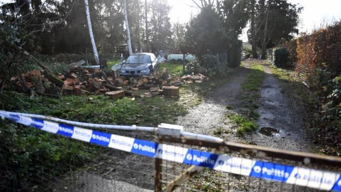 Chalet in Wilsele brandt uit na kortsluiting elektrisch kacheltje