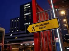 Deux des 11 patients soignés en France ont quitté l'hôpital