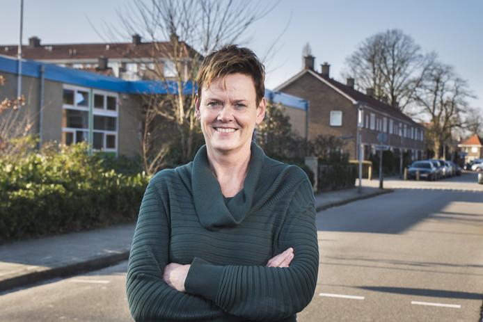 Gea Pereboom, directrice van basisschool De Zevenster