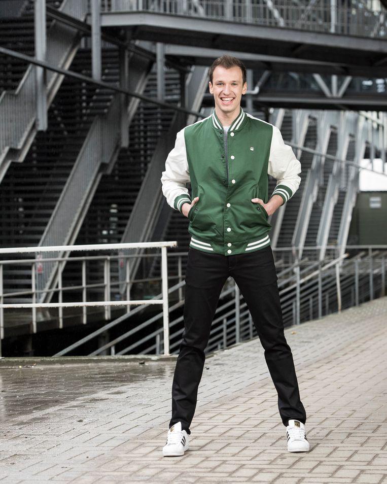 Antwerpen, Lottoarenahal, Michiel De Meyer, mode Michiel De Meyer, mode