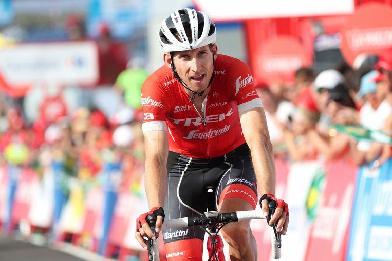 Bauke Mollema in de Vuelta.