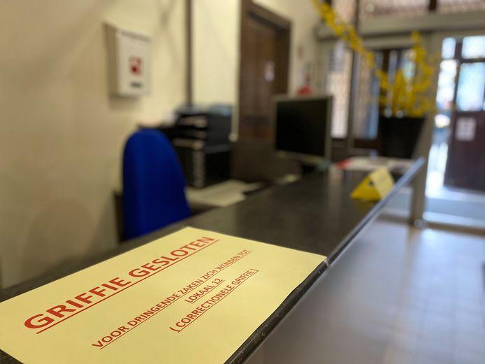MECHELEN - Preventieve maatregelen in de rechtbank van Mechelen