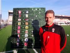 De voorspellingen van Stuy van den Herik (TOP Oss): 'Ik vind FC Eindhoven een goeie ploeg'
