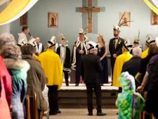 Carnavalsmis in Bavokerk Harmelen zorgt voor volle kerkbanken