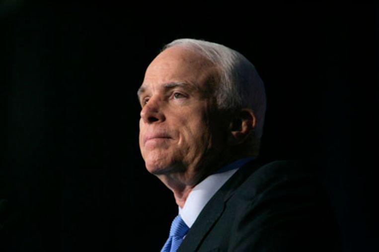 John McCain (Reuters) Beeld REUTERS