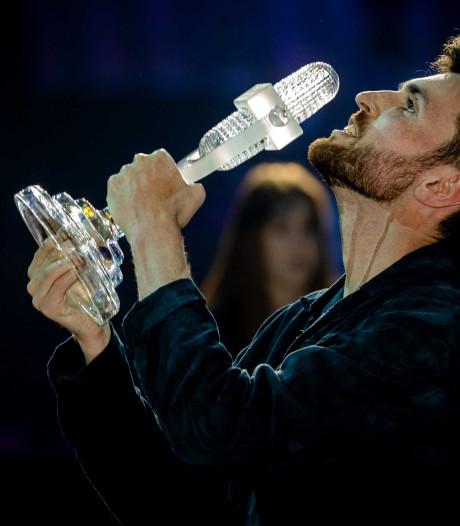 Na winst op het Songfestival nu een Europese carrière voor Duncan?