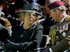 Prinses Beatrix naar galafeestje prins Charles