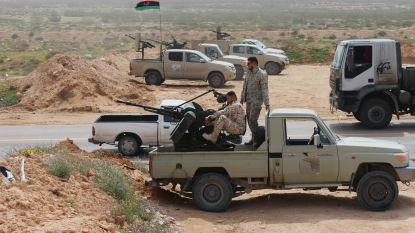 Libische troepen die Haftar steunen vallen Sirte binnen