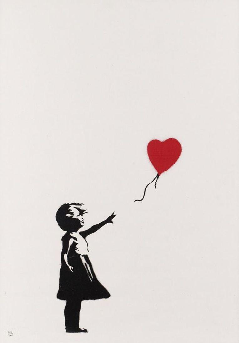 null Beeld Banksy, LionelGallery