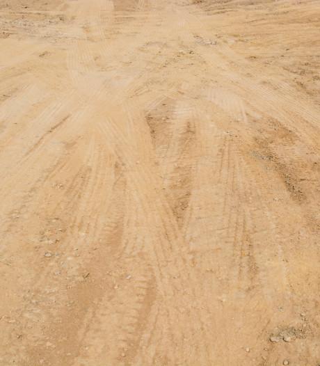 Zandstorm in Steenbergen: bewoners zijn het beu