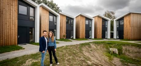 Leven in een tiny house: 'Dit is niet alleen voor geitenwollen sokken'