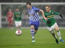 Peijnenburg hoopt na 'coronaduel' op nieuwe kans bij FC Eindhoven: 'Ik baalde als een stekker'