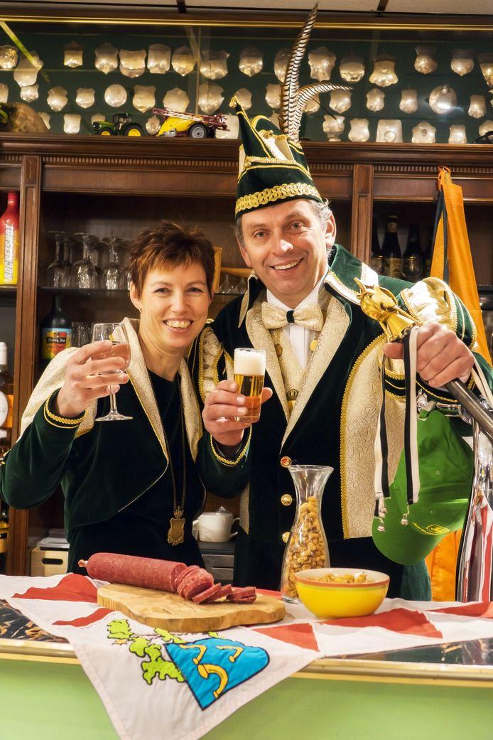 Komende carnaval geen nieuwe prinsen in Heeze-Leende.