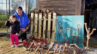 Heemkundige Kring stelt oude werktuigen tentoon op Erfgoeddag