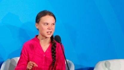 """Klimaatactiviste Greta Thunberg wint """"alternatieve Nobelprijs"""""""