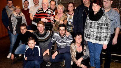 Georges Olemans krijgt trofee voor Sportverdienste
