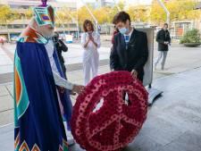 'Peaceman' predikt vrede in Eindhoven