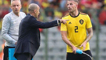 """Toby Alderweireld hoopt dat Martínez blijft na het EK: """"Hij is iemand waarvoor je wil werken"""""""