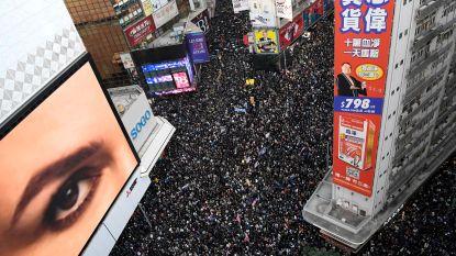 EU roept China op autonomie Hongkong te respecteren