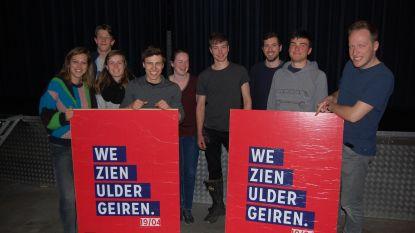 Jeugdraad 'ziet ulder geiren': mysterieuze postercampagne kent haar ontknoping