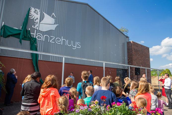 De officiële opening van MFA Het Hanzehuys in Maasbommel.