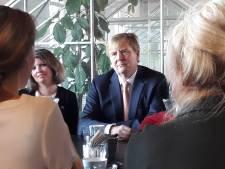 Koning Willem-Alexander verrast Buddy to Buddy in Zutphen