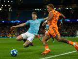 Memphis geeft assist bij tweede goal Lyon in Manchester