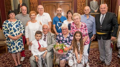 Liliana en Frans zijn 60 jaar gehuwd