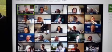 Corona: toch weer digitaal vergaderen in West Betuwe?