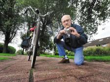 Deze fietspaden gaan de komende jaren op de schop: tegels eruit, asfalt erin