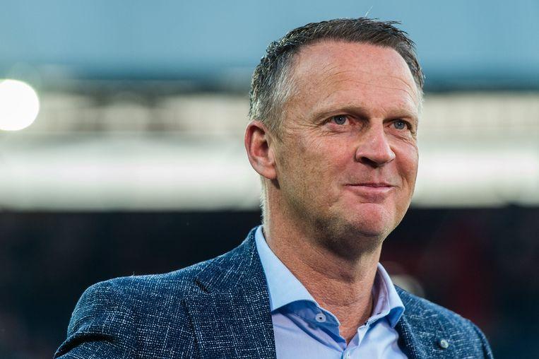 John van den Brom leidde AZ naar een vierde plaats en mag de Europa League in.