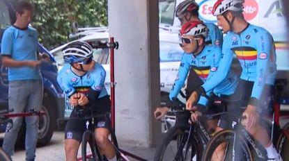 """Alle Belgen rijden EK: """"Iedereen samen voor een kleine babbel"""""""