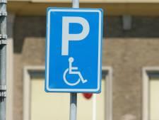 Onderzoek parkeren invaliden in Meierijstad
