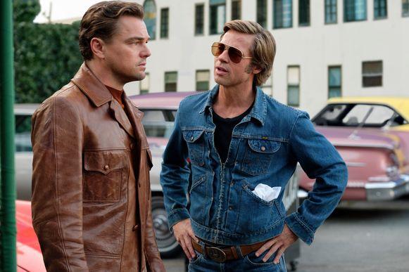 In de nieuwste Tarantino-prent staan Rick Dalton, een acteur op zijn retour (DiCaprio), en zijn stuntman Cliff Booth (Pitt) centraal.