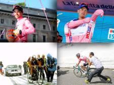 Geen startschot: Oranje herinneringen van het roze Giro-circus