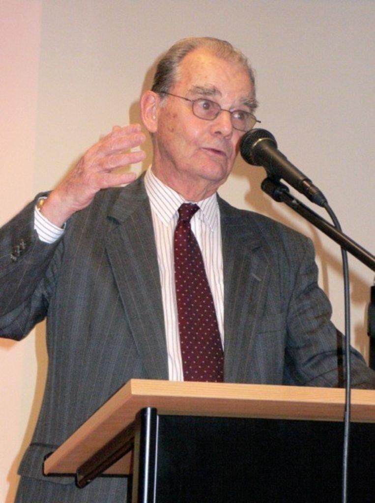 Dick Blok  Beeld