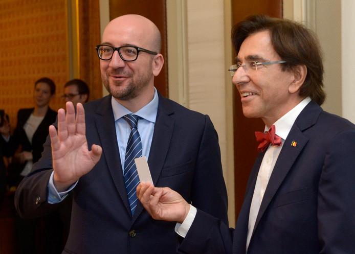 Les mesures initiées par le gouvernement Di Rupo ont été durcies sous le gouvernement Michel