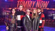 Van Gigi en Bella Hadid tot Joardan Dunn en Georgia May Jagger: de show van Tommy Hilfiger was één groot celebrityspektakel