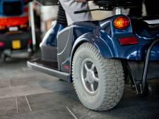 Dieven hebben het gemunt op scootmobielen in Schiedam